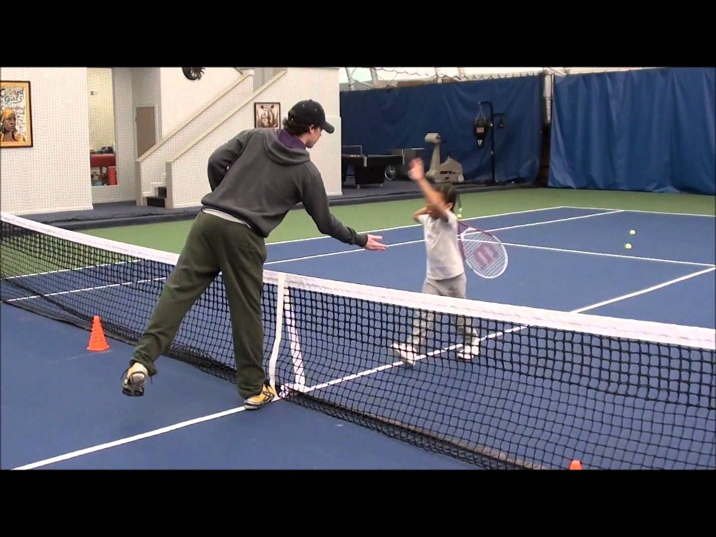 Best Tennis Workouts and Training Programs for Your Kids