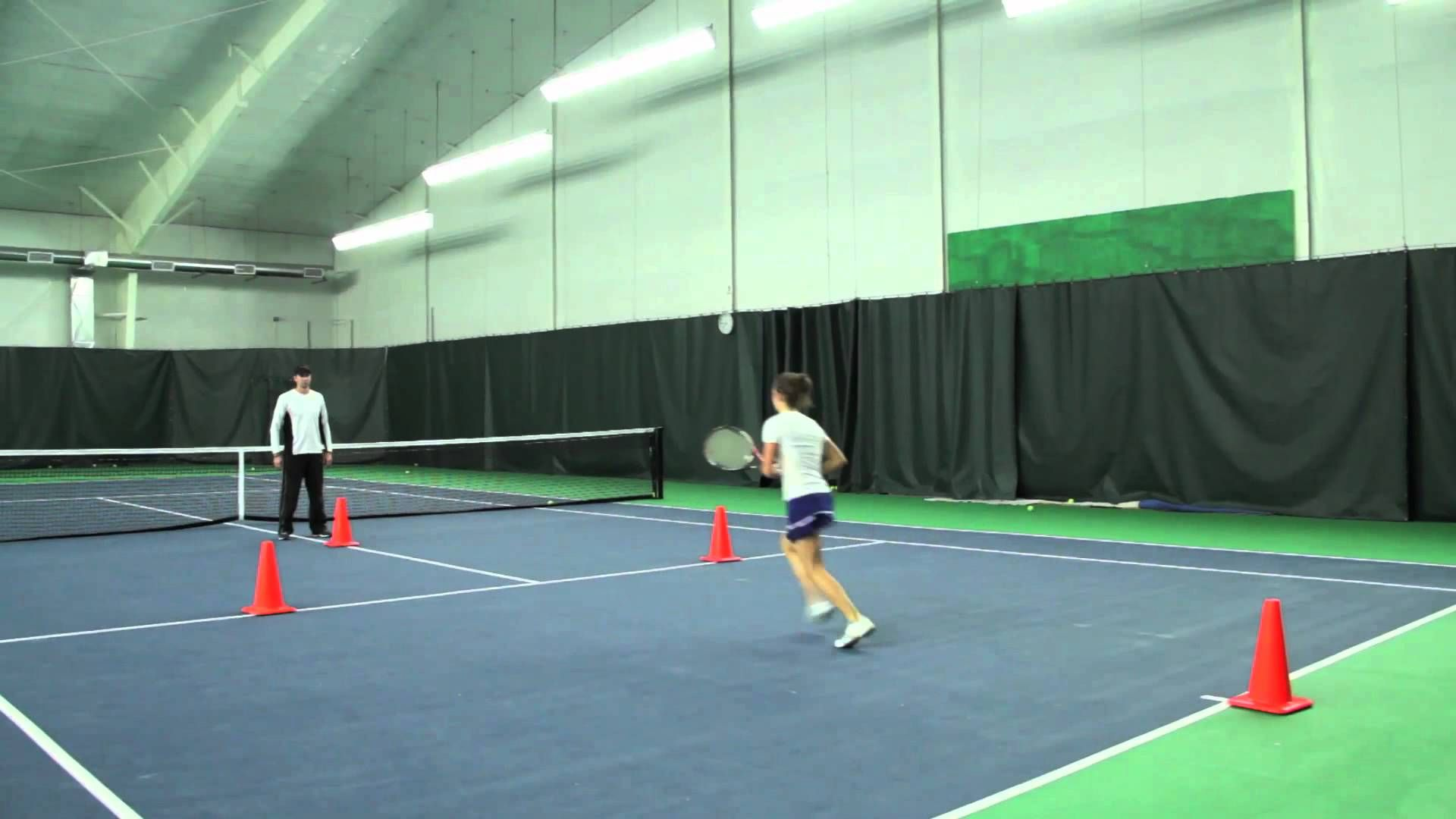 Tennis Footwork Exercises to Aid Your Game