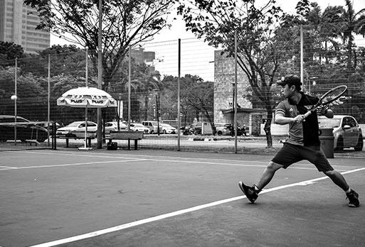 Adult Tennis Classes