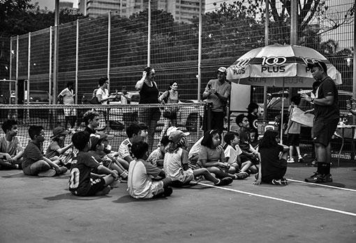Competitive Juniors Program